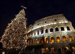 merry christmas and happy new year in rome - Merry Christmas And Happy New Year In Italian