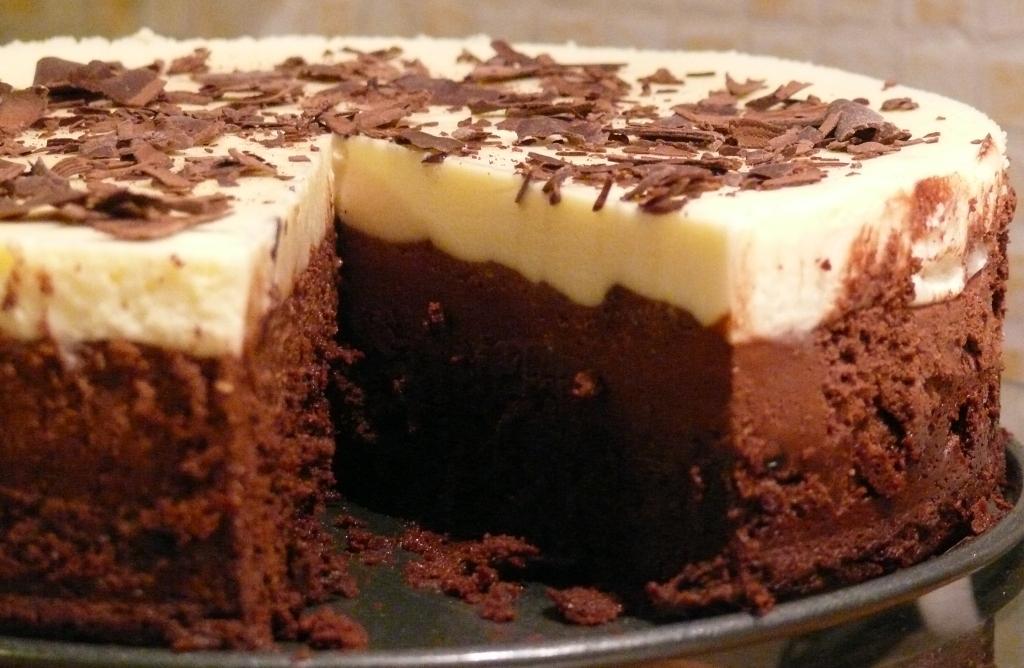 3chock cake