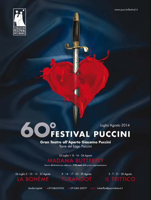 60th Puccini Festival in Tuscany